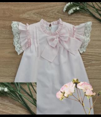 puro mimo Dress pink romance