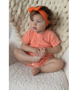 Wedoble Romper peachlove