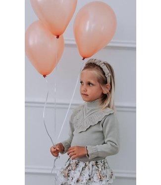 Petite Zara Petite Zara trui Lisa BEIGE