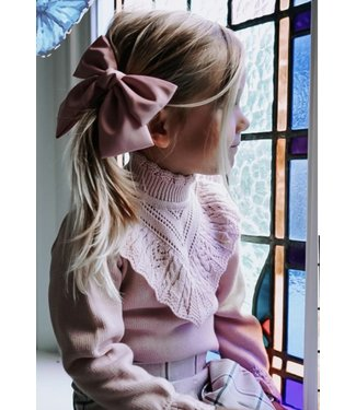 Petite Zara Petite Zara trui Lisa ROZE