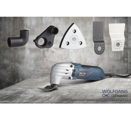Wolfgang Multitool met 27 accessoires