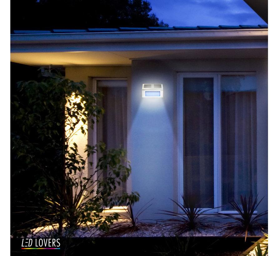 LED solar lamp Texas fourpack - 4 stuks