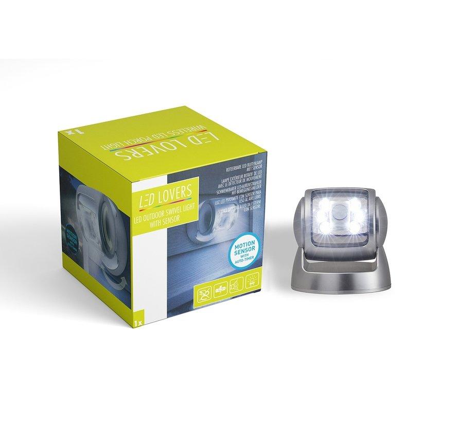 Led Lovers Porch Light met Sensor