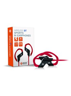 Wireless sports in earphones