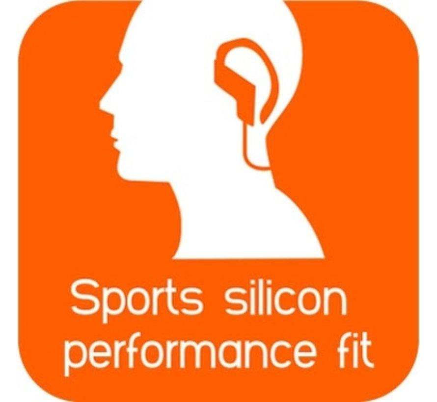 Wireless sports in earphones
