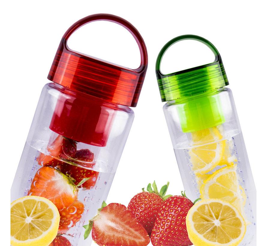 Fruitwater Flessen 3-Pack - Fris Water Met Het Gezonde Van Fruit!