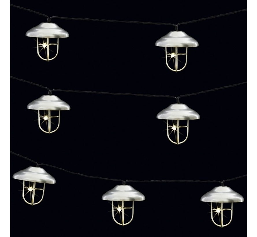 LED Solar lichtsnoer Denver