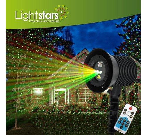 Laser Lichtshow