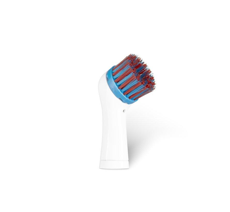 Electrische multi schoonmaakborstel - Inclusief 4 opzetborstels