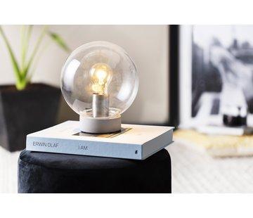 Lifa Living Glazen Tafellamp Albuquerque - Lifa Living