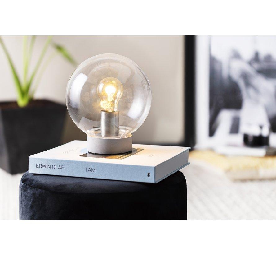 Glazen Tafellamp Albuquerque - Lifa Living