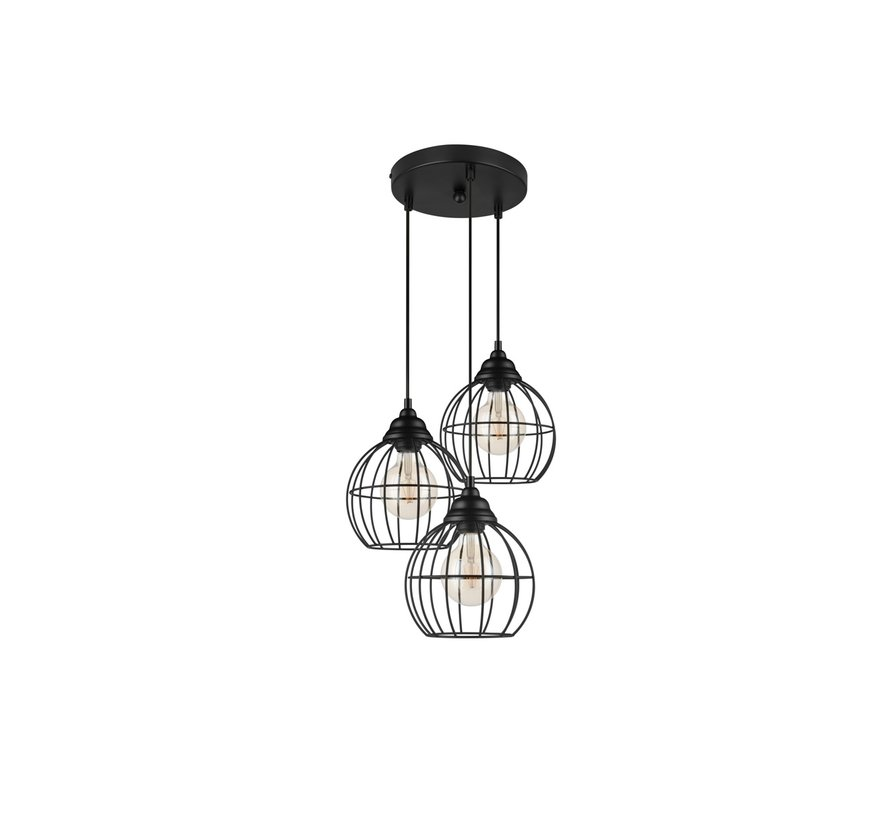 Metalen Hanglamp Armin - Lifa Living