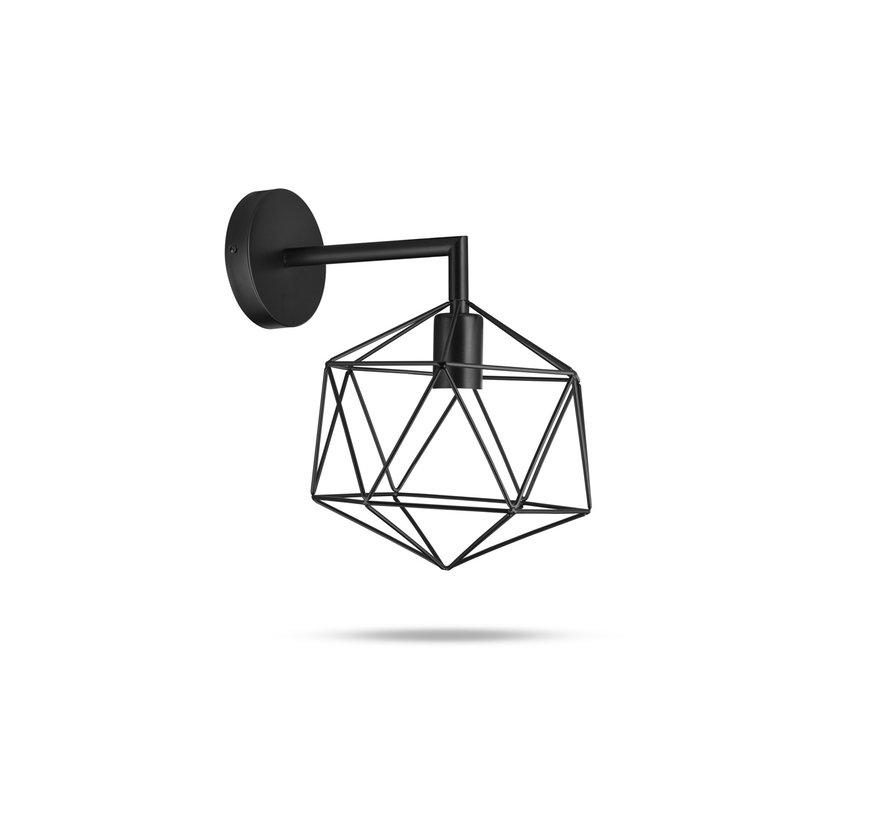 Metalen Wandlamp Yvo - Lifa Living