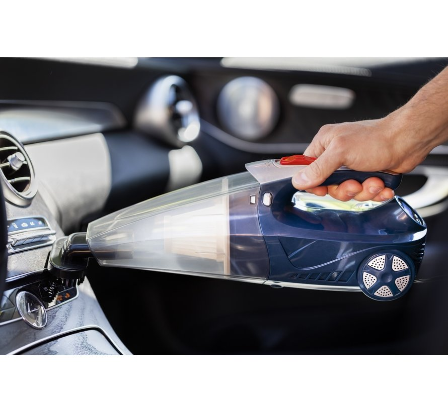 WOLFGANG TOOLS 4 in 1 Car Cleaner