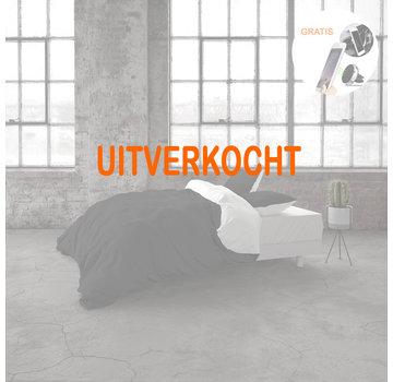 Dreamhouse Dreamhouse Two Tone Zwart Wit - Dekbedovertrek + GRATIS Magnetische Telefoonhouder