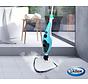 Aqua Laser Stoomreiniger Brilliant - 2-in-1 stoommop - 1500 W - Blauw