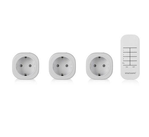 Smartwares SH4-99553 Mini schakelset  - Incl. afstandsbediening