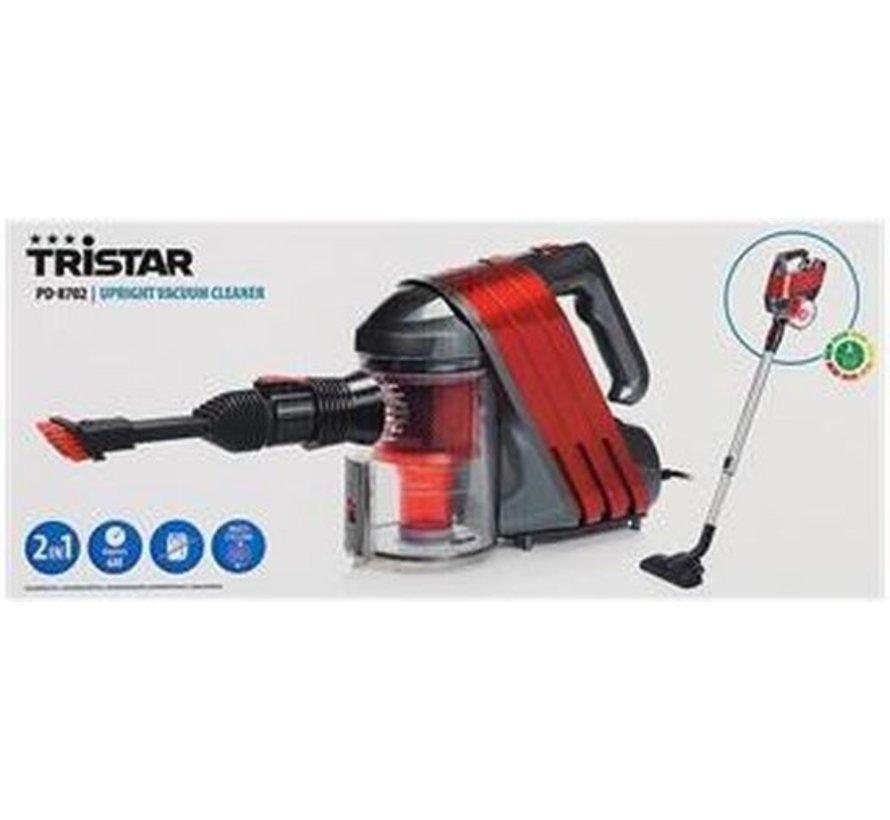 Tristar PD-8702 - Steelstofzuiger met snoer