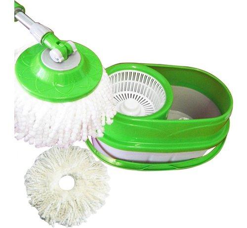 Benson Benson Clean Spin Mop - Inclusief Emmer
