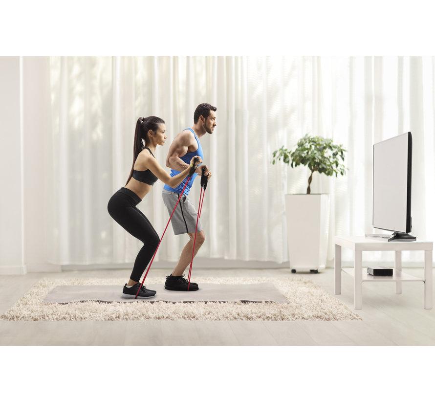 Workout Set - Home Training - Weerstand elastieken fitness