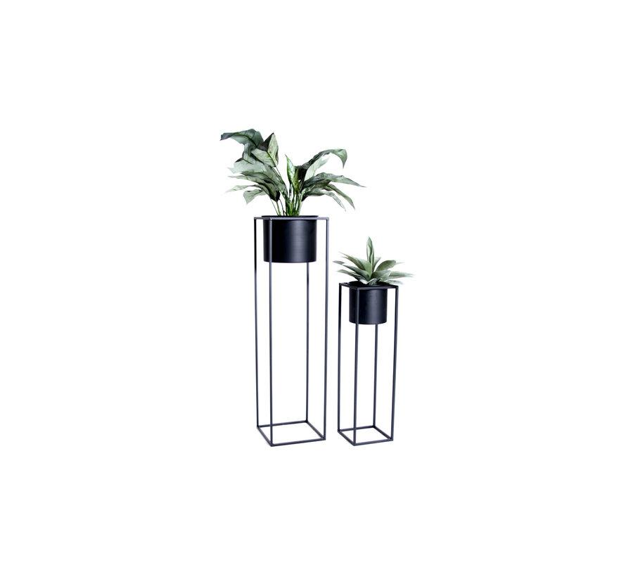 Plantenbak Violet - Set van 2 - Lifa Living