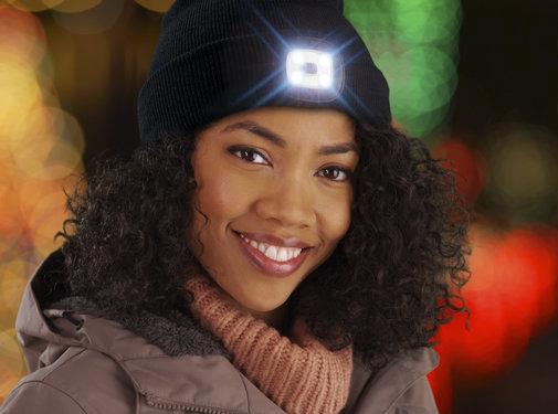 Muts - LED Verlichting - Zwart