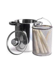 Imperial Kitchen Asperge/pastapan - 19x14cm - RVS