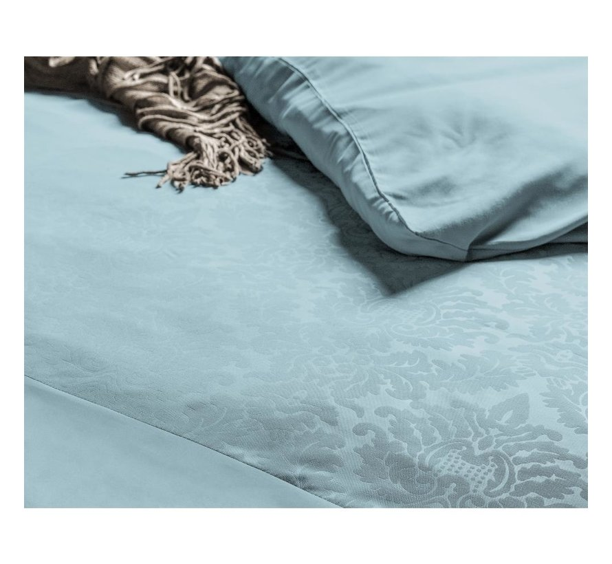 Zensation Brussel Blue Dekbedovertrek + kussenslopen 60x70 cm