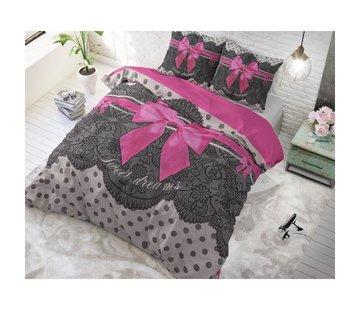 Dreamhouse Dreamhouse Pure Cotton Romance-dekbedovertrek + kussenslopen 60x70
