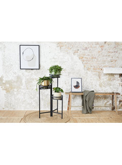 Lifa Living Moderne Plantenhouder Azalea - 3 laags - Lifa Living