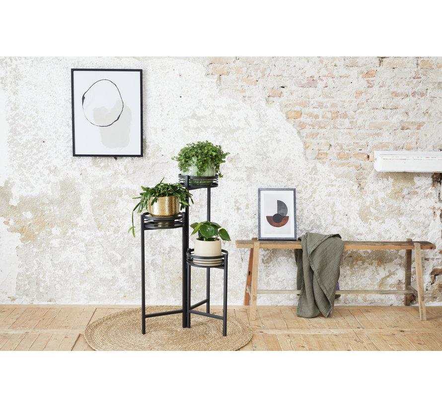 Moderne Plantenhouder Azalea - 3 laags - Lifa Living