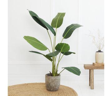 Lifa Living Kunstplant Strelitzia Plant - Kunststof - 150 cm