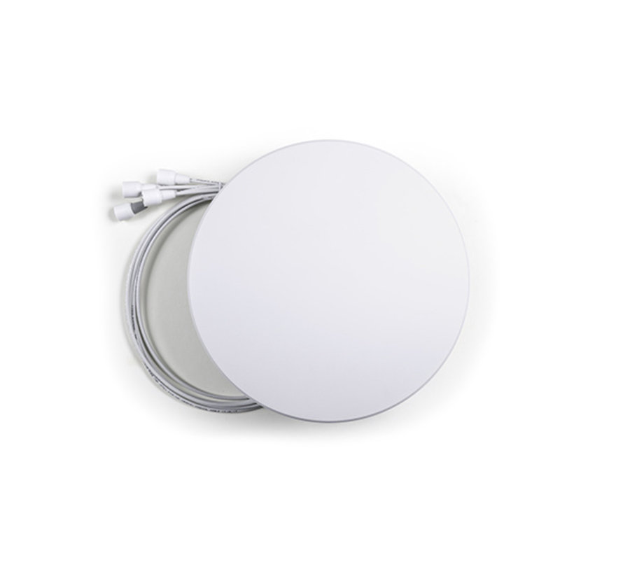Cisco Meraki Binnen Dual-band Downtilt Omni Antenne, 6port (MR53E)