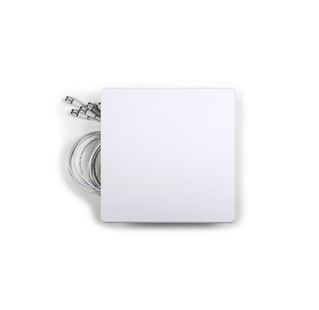 Cisco Meraki Cisco Meraki Binnen Dual-band Wide Patch Antenne, 6port voor MR53E