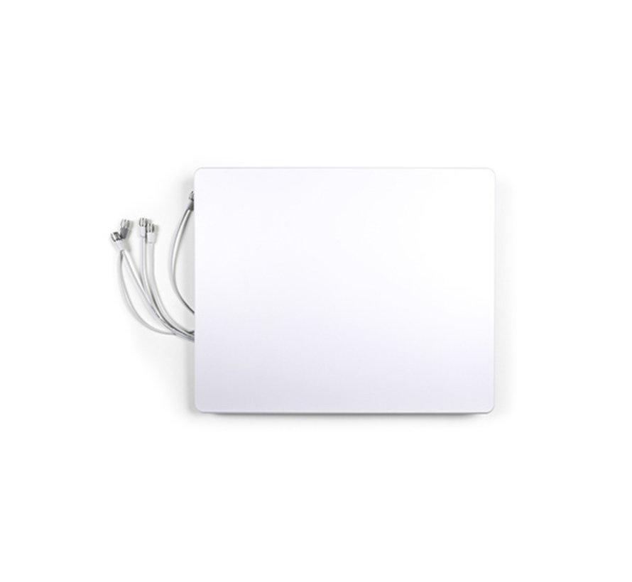 Cisco Meraki Binnen Dual-band Narrow Patch Antenne, 6-port (MR53E)