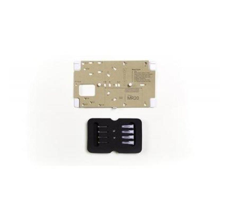 Cisco Meraki Replacement Mount Plate voor MR20 AP