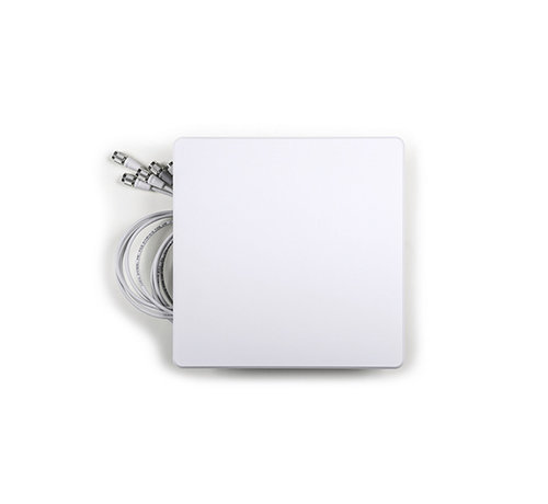 Cisco Meraki Cisco Meraki Binnen Dual-band Wide Patch Antenne, 5-port voor MR42E