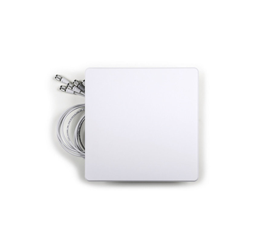 Cisco Meraki Binnen Dual-band Wide Patch Antenne, 5-port voor MR42E