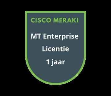 Cisco Meraki Cisco Meraki MT Enterprise Licentie 1 jaar