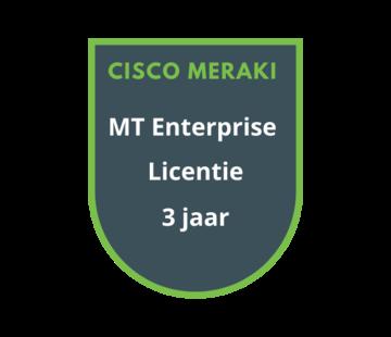 Cisco Meraki Cisco Meraki MT Enterprise Licentie 3 jaar