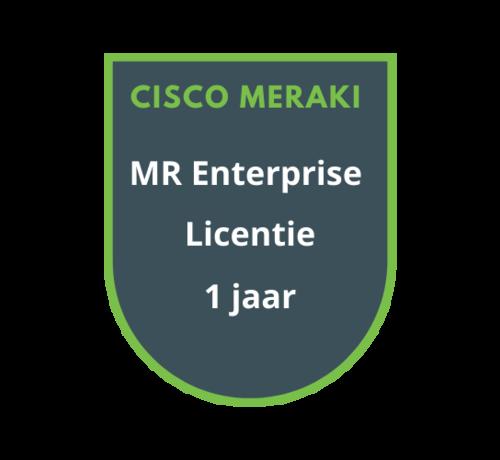 Cisco Meraki Cisco Meraki MR Enterprise Licentie 1 jaar