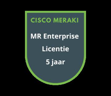 Cisco Meraki Cisco Meraki MR Enterprise Licentie 5 jaar