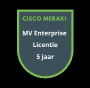 Cisco Meraki Cisco Meraki MV Enterprise Licentie 5 jaar