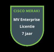 Cisco Meraki Cisco Meraki MV Enterprise Licentie 7 jaar
