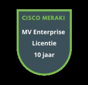 Cisco Meraki Cisco Meraki MV Enterprise Licentie 10 jaar