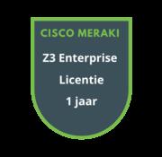 Cisco Meraki Cisco Meraki Z3 Enterprise Licentie 1 jaar