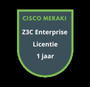 Cisco Meraki Cisco Meraki Z3C Enterprise Licentie 1 jaar