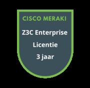 Cisco Meraki Cisco Meraki Z3C Enterprise Licentie 3 jaar