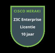 Cisco Meraki Cisco Meraki Z3C Enterprise Licentie 10 jaar