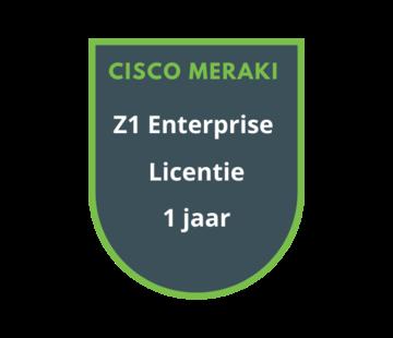 Cisco Meraki Cisco Meraki Z1 Enterprise Licentie 1 jaar